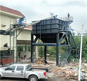 球彩直播ios下载安装市渝北区肖家河污水厂新增项目